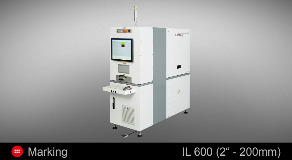 IL600 Wafer Marking System
